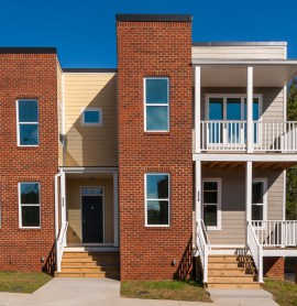 Townhomes at Warwick Place: Phase II