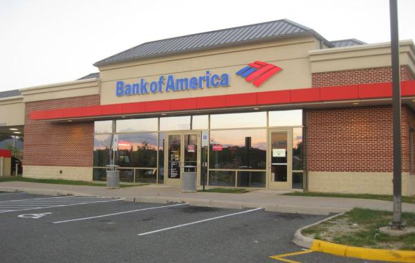 Bank of America – Cosners Corner