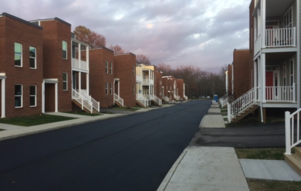 Townhomes at Warwick Place