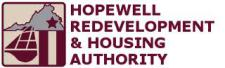 Hopewell Redevelopment & Housing Authority