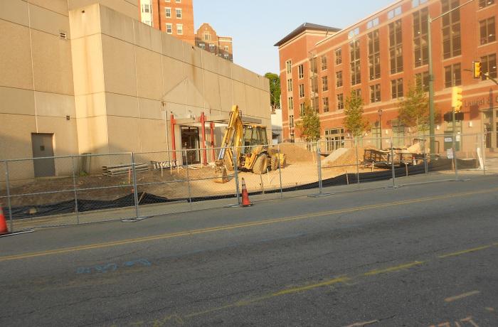 VCU – Honors College Landscape