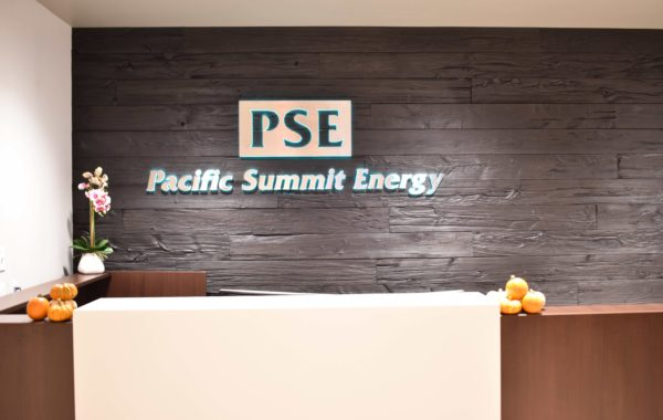 Pacific Summit Energy- Build Out