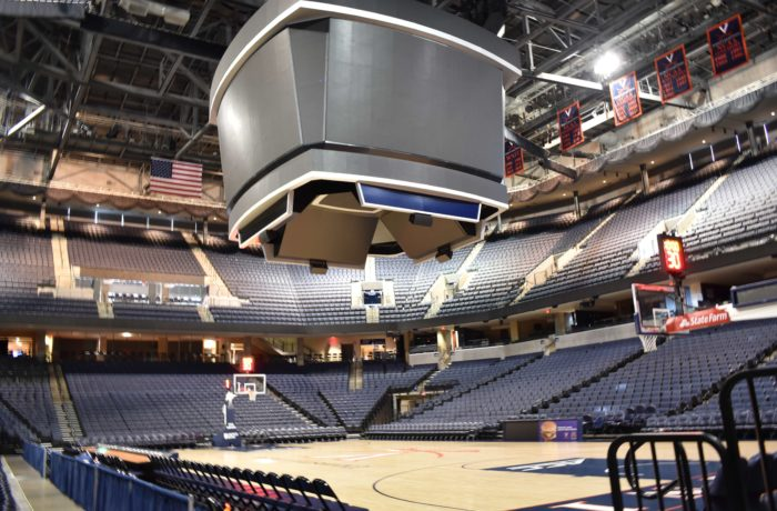 University of Virginia- John Paul Jones Arena Men's Locker Room Renovation